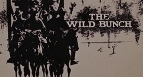 The Wild Bunch Title Treatment