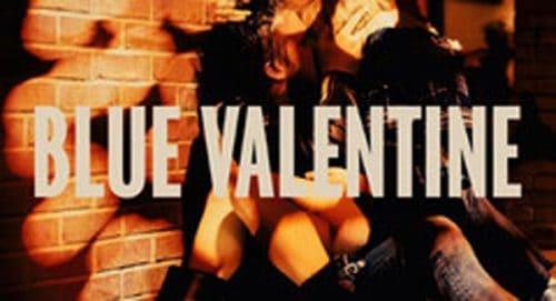 Blue Valentine Title Treatment