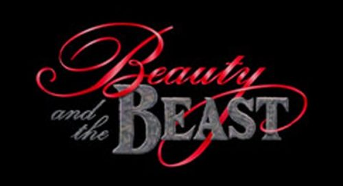 Beauty and the Beast Title Treatment