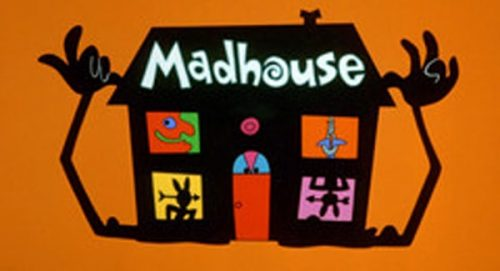 Madhouse Title Treatment