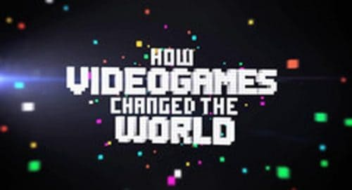 How Videogames Changed The World Title Treatment