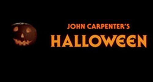 Halloween Title Treatment