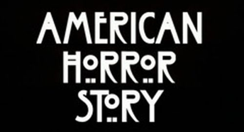 American Horror Story Title Treatment