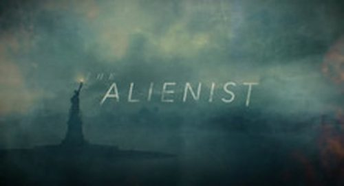 Alienist Title Treatment