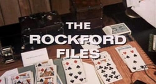 The Rockford Files Title Treatment