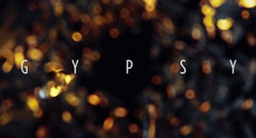 Gypsy Title Treatment