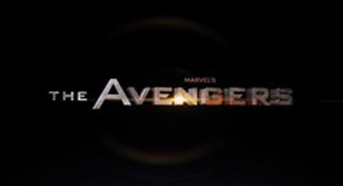 The Avengers Title Treatment