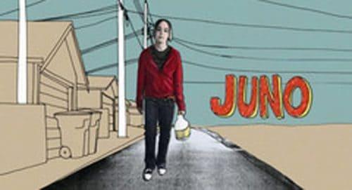 Juno Title Treatment