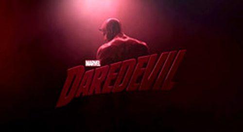 Daredevil Title Treatment