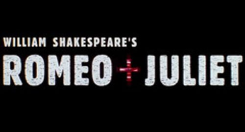 Romeo Juliet Title Treatment