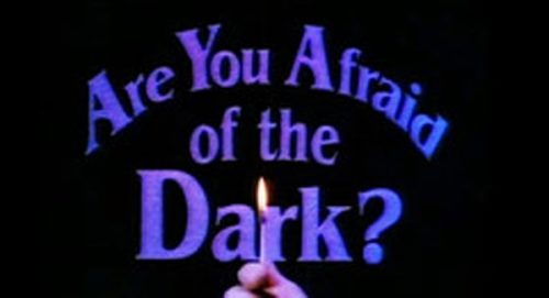 Are You Afraid of the Dark Title Treatment