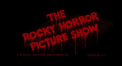 The Rocky Horror Picture Show Title Treatment