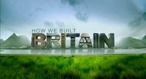 How We Built Britain Title Treatment