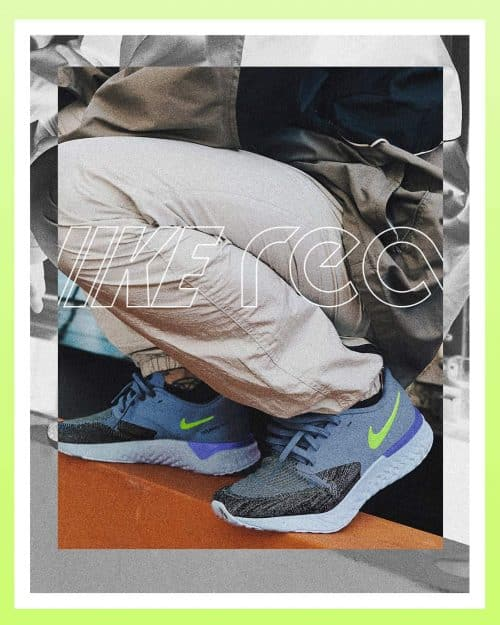 Tran La x Conscious Minds – Nike React IG Typographic Poster Campaign 8 (3)