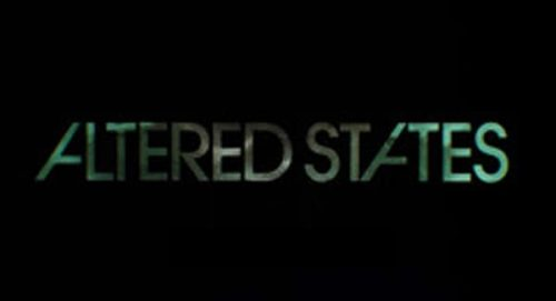 Altered States Title Treatment