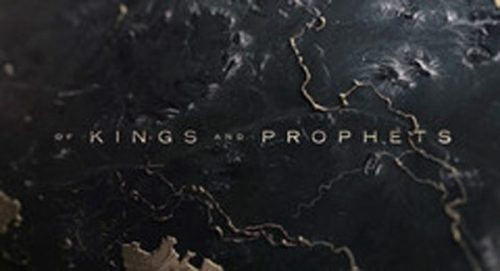 Of Kings and Prophets Title Treatment