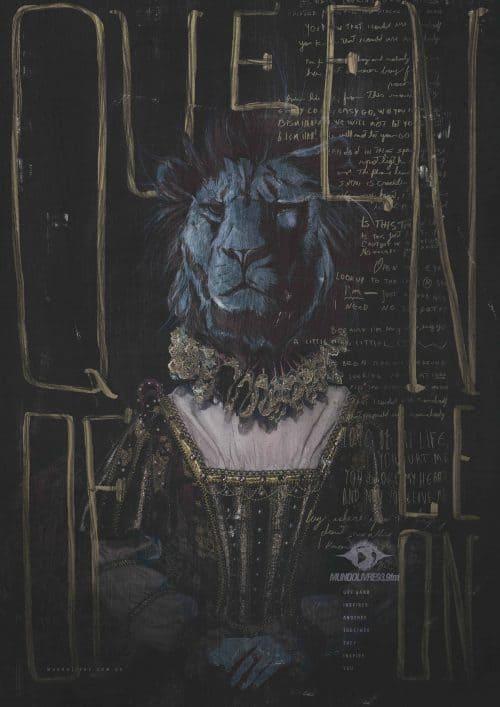 Mundo Livre – Hereditários – King Lion