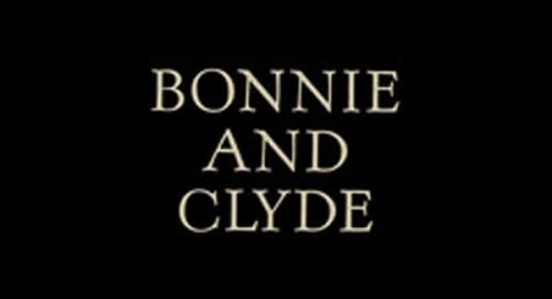 Bonnie and Clyde Title Treatment