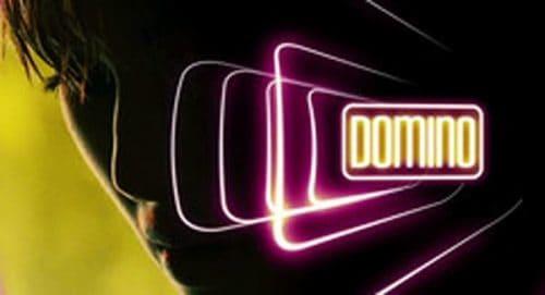 Domino Title Treatment