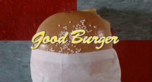 Good Burger Title Treatment