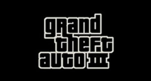 Grand Theft Auto 3 Title Treatment