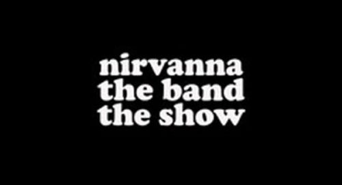 Nirvanna The Band The Show Title Treatment