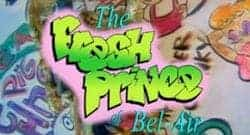 The Fresh Prince of Bel Air Title Treatment