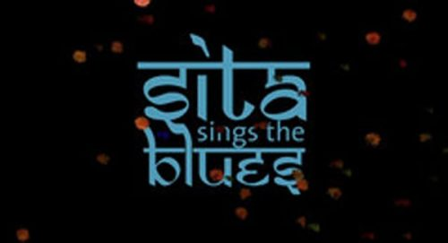 Sita Sings the Blues Title Treatment