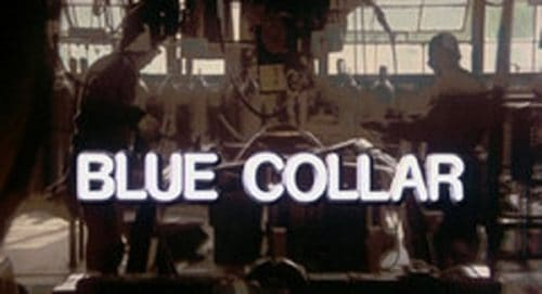 Blue Collar Title Treatment
