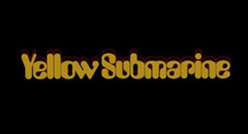Yellow Submarine Title Treatment