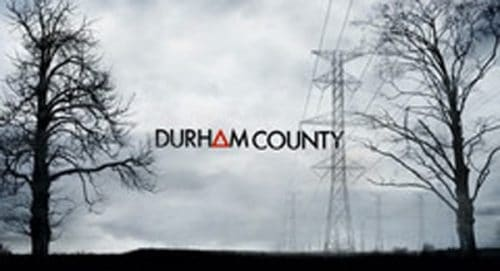 Durham County Title Treatment