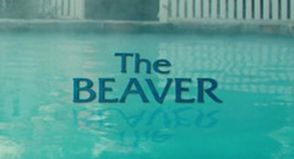 The Beaver Title Treatment