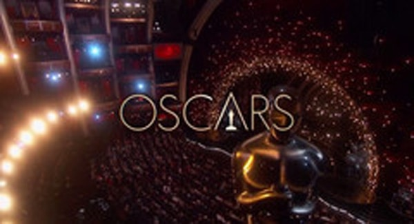 8th Oscars Title Treatment