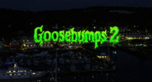 Goosebumps 2 Title Treatment
