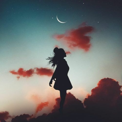 Aesthetic Feels – Sky Silhouette