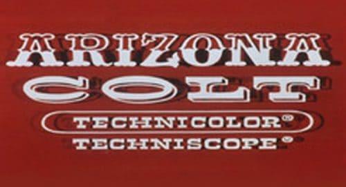 Arizona Colt Title Treatment