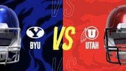 BYUtv Sports Style Frame Match Up