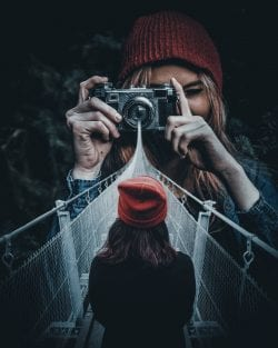 Surreal and beautiful photography and photoshop editing – Egzon Muliqi – Bridge