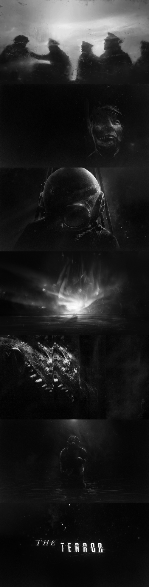 Black and White Photography Title Design