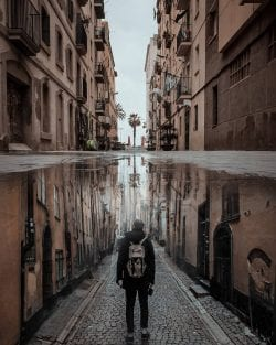 Surreal and beautiful photography and photoshop editing – Egzon Muliqi – Alley
