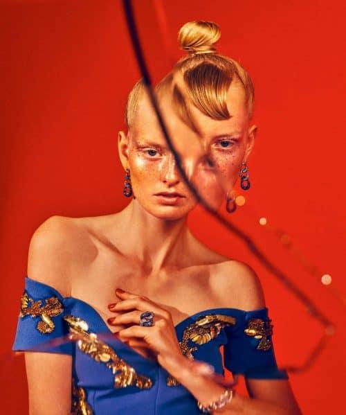 Elizaveta Porodina – Gala Germany – Surreal Fashion Photography 005