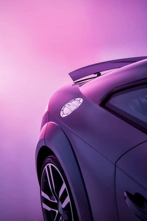 Slam Production – Audi TT – Automobile Photography 002