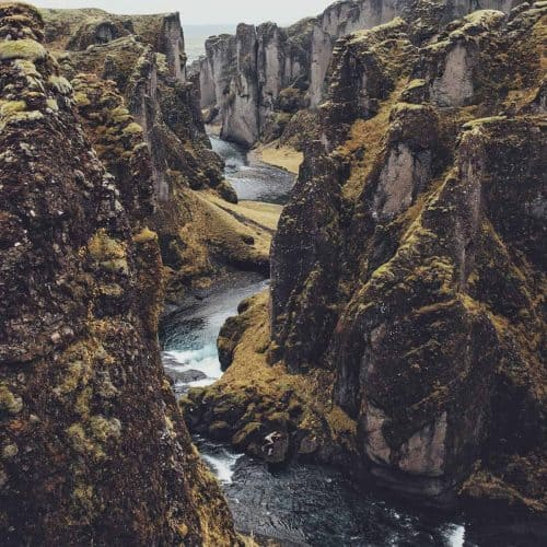 Stunning Surreal Photography Manipulation – Pulkit Kamal – As the River cuts through ...