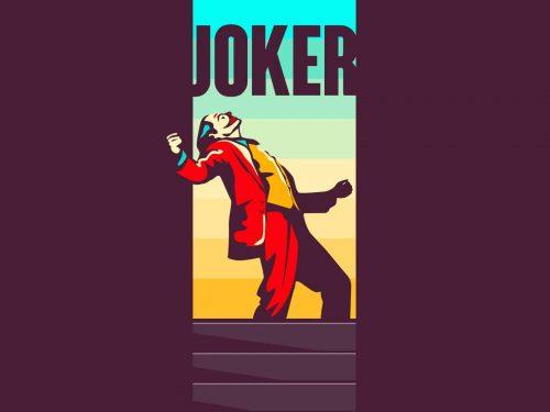 Joaquine Phoenix | Joker Vector Illustration