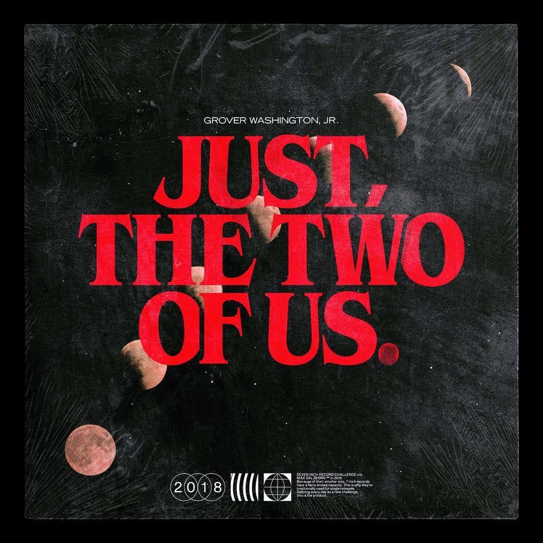 Graphic Design – Max Salzborn – Album Covers – George Washington, Jr.: Just, T ...
