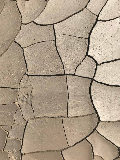 Texture | Cracked Desert Clay