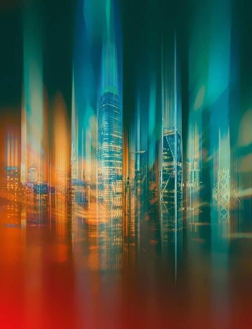 3D Digital Photography Manipulation – City Skylines