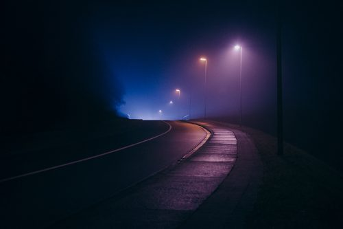 Pierre Piutman – Lucid Pathways – Night time landscape photography