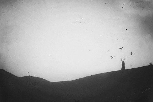 Stunning Surreal Photography Manipulation – Pulkit Kamal – Horned Woman Landscape