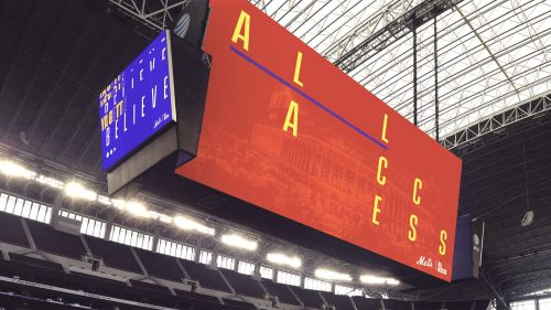Mets All Access   Style Frames – Digital Display